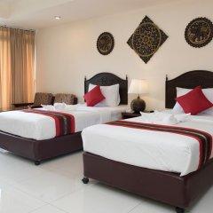 True Siam Phayathai Hotel 3* Стандартный номер с различными типами кроватей фото 7