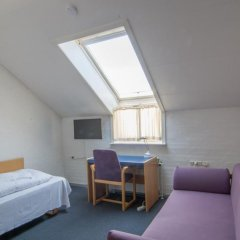 Hotel Gammel Havn - Good Night Sleep Tight 3* Стандартный номер с различными типами кроватей фото 9