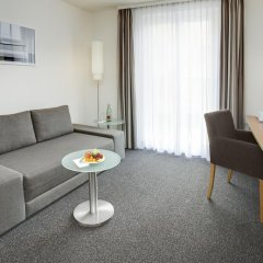 Отель IntercityHotel Wien 4* Апартаменты с раздельными кроватями с разными типами кроватей