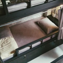 Vm1 Hostel Кровать в общем номере фото 3