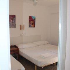 Отель Hostal Las Nieves Стандартный номер с различными типами кроватей фото 14