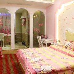 Xiamen Alice Theme Hotel 3* Номер Делюкс фото 17