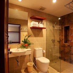 Malin Patong Hotel 3* Улучшенный номер двуспальная кровать