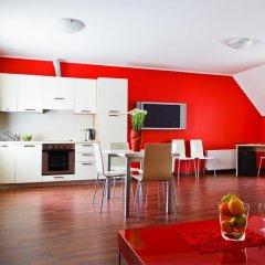 Отель Aparthotel Autosole Riga 4* Студия Делюкс с различными типами кроватей фото 3