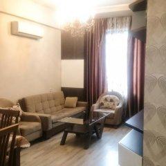 Апартаменты Rent in Yerevan - Apartment on Mashtots ave. Апартаменты 2 отдельными кровати фото 17