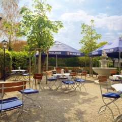 Sheraton Munich Arabellapark Hotel бассейн фото 2