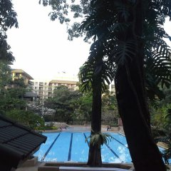 Отель The Park Land Bangna By Nudda бассейн фото 2
