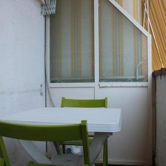 Отель Monolocale da Vittorio Джардини Наксос балкон