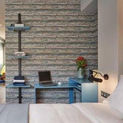 Отель 18 Micon Street 4* Стандартный семейный номер с 2 отдельными кроватями