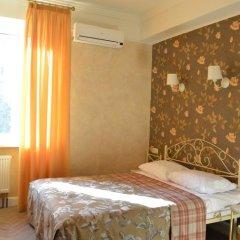 Hotel Ekvator Стандартный номер двуспальная кровать фото 4