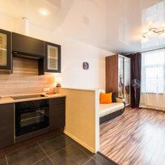 Апартаменты на Егорова Студия с различными типами кроватей фото 6