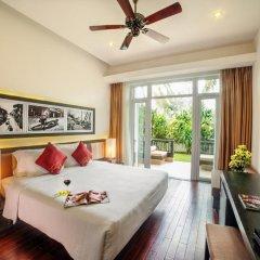 Отель Hoi An Beach Resort 4* Номер Делюкс с различными типами кроватей