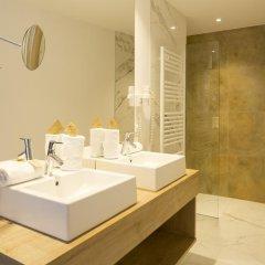 Hotel Schwarzer Widder Силандро ванная фото 2