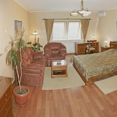 Гостиница Меркурий 4* Люкс двуспальная кровать фото 4