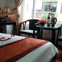 Hanoi Rendezvous Boutique Hotel 3* Номер Делюкс с различными типами кроватей фото 11
