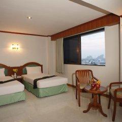 Отель BOONSIAM 3* Улучшенный номер