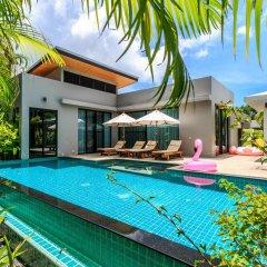Отель Baan Bua Villa by Railand бассейн фото 3