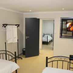 Grande Kloof Boutique Hotel 3* Стандартный номер с двухъярусной кроватью (общая ванная комната) фото 13