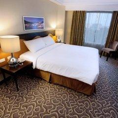Hotel Elizabeth Cebu 3* Номер Делюкс с двуспальной кроватью фото 4