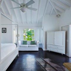Отель Sugar Beach, A Viceroy Resort 5* Улучшенный коттедж с различными типами кроватей