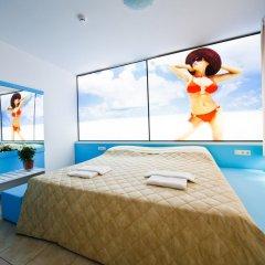 Отель Motel Autosole 2* Стандартный номер с различными типами кроватей фото 11