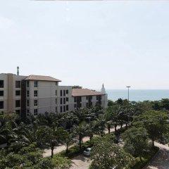 Отель View Talay 3 Beach Apartments Таиланд, Паттайя - отзывы, цены и фото номеров - забронировать отель View Talay 3 Beach Apartments онлайн балкон