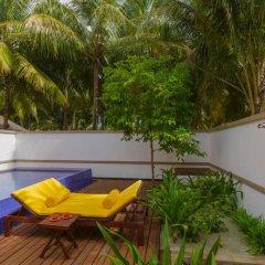 Отель Angsana Velavaru 5* Вилла с различными типами кроватей фото 3
