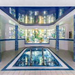 Отель Violeta Литва, Друскининкай - отзывы, цены и фото номеров - забронировать отель Violeta онлайн бассейн