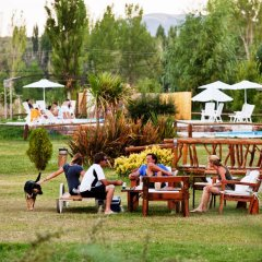Отель Cabañas Y Suites Villa Bonita Вейнтисинко де Майо детские мероприятия