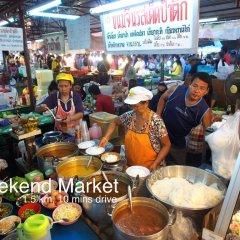 Отель Modern Thai Suites Таиланд, Пхукет - отзывы, цены и фото номеров - забронировать отель Modern Thai Suites онлайн питание фото 2