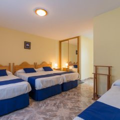 Отель Apartamentos La Bolera Испания, Арнуэро - отзывы, цены и фото номеров - забронировать отель Apartamentos La Bolera онлайн комната для гостей фото 2