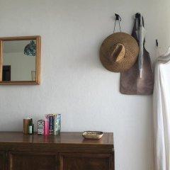 Отель Casa Canario Bed & Breakfast 2* Улучшенный семейный номер с двуспальной кроватью фото 19