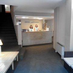 Cit Hotel Britannia Генуя интерьер отеля фото 3