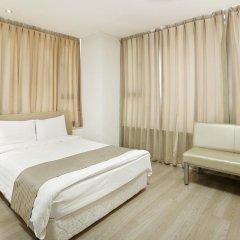 Отель Hyundai Residence Seoul 3* Стандартный номер с двуспальной кроватью фото 2