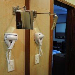 Hotel Portas De Santa Rita 4* Улучшенный номер разные типы кроватей фото 9