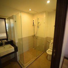Отель Villa Navin Beach Residence ванная