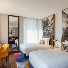 Отель Indigo Bangkok Wireless Road 5* Улучшенный номер фото 5
