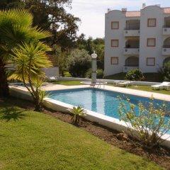 Отель Estrela Do Mar бассейн