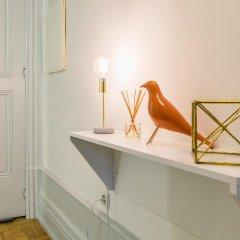 Отель Oportonow-bolhão 3* Апартаменты с различными типами кроватей фото 24