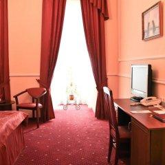 Арт-Отель Радищев 3* Стандартный номер с двуспальной кроватью фото 2