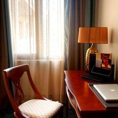 Primoretz Grand Hotel & SPA 4* Номер Делюкс с различными типами кроватей фото 9