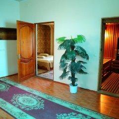 Отель Versal Бишкек сауна