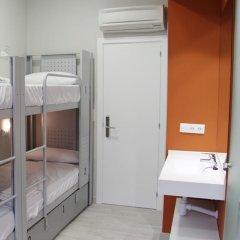 Отель Bcnsporthostels 2* Стандартный номер с 2 отдельными кроватями фото 2