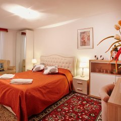 Hotel San Luca Venezia 3* Апартаменты с различными типами кроватей фото 9