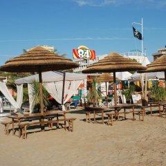 Hotel Berenice пляж