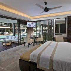 Отель Nikki Beach Resort 5* Люкс с различными типами кроватей фото 42