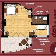 Гостиница Вилла Онейро 3* Номер Комфорт с различными типами кроватей фото 11