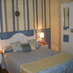 Отель Hostal Rural Gloria Стандартный номер двуспальная кровать фото 3