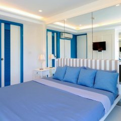 Отель Rocco Huahin Condominium Люкс с различными типами кроватей фото 23