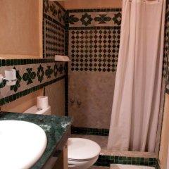 Отель Riad Dar Alia Марокко, Рабат - отзывы, цены и фото номеров - забронировать отель Riad Dar Alia онлайн ванная